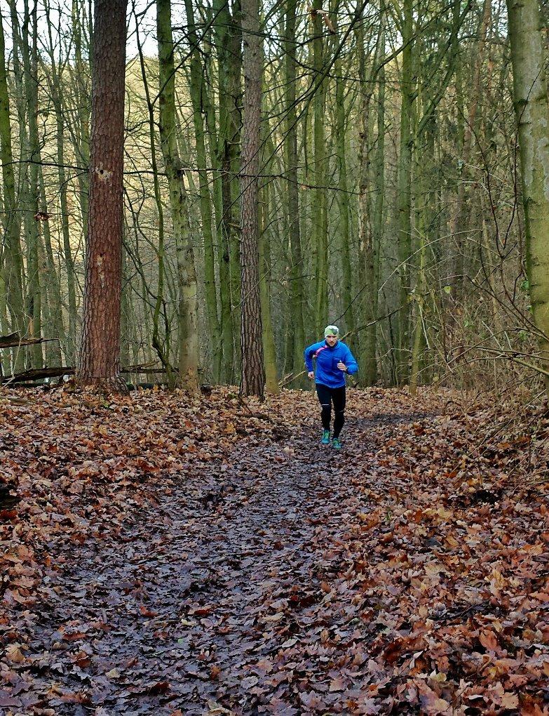 górki do biegania w okolicy Poznania – WPN